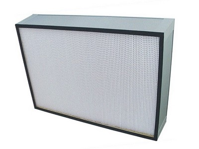 纸隔板高效空气过滤器